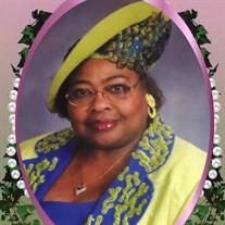 Mrs. Bertha Joyce Mccullum