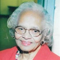 Mrs. Ruby E. Petterson
