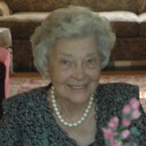 Margaret Ross Lindley