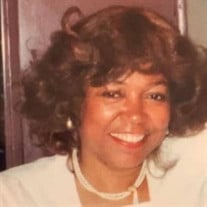 Thelma Lee (Williams) Washington