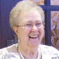 Peggy Ann (Jones) Hergert