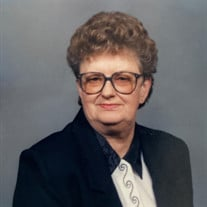 Mary Ann Clara Hladovcak