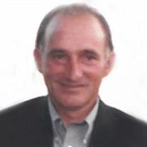 """""""Smiley"""" Gregory James  Hebert"""