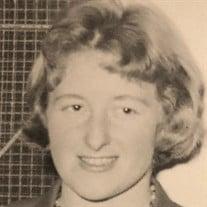 Marjorie Gladys McCue