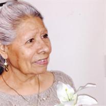Margarita  D. Vitela