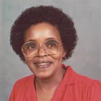 "Ms. Dora Lee ""Dimples"" Embry"