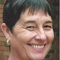 """Debra Faye """"Debi"""" Ricketson Ward"""