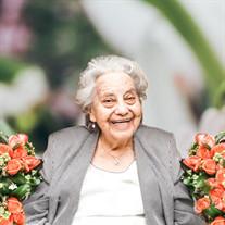 Mrs. Hilda Ildegaria Pena