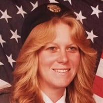 "Sgt 1st Cl Mary ""Molly"" Mitchell Taylor"