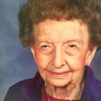 Mrs. Laverne E. Stege