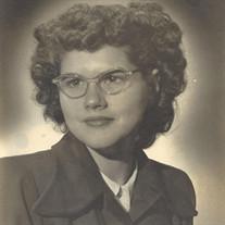 Alice McClanahan (Hartville)