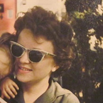 Joan Barbara Hicks (Geddes)
