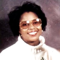 Mrs. Judy Marie Williams-Foster