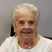 """Adelaide """"Della"""" A. (Martinelli) Simonetta"""