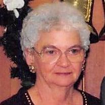 Mrs. Martha Anne Dalrymple Beasley