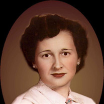 Mrs. Mazel Lindsey Wolfe