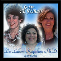 Dr. Lilliam Kingsbury Ph.D.