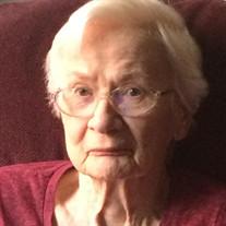 Mrs. Patricia Ann Ewing