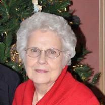 Mildred Louise (Webb) Barton