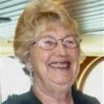 Christine  Nancy Woodhouse Salzburger