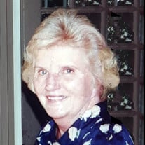Mrs. Marjorie Dean  Dent
