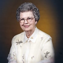Mrs.  Mary  Ruth  Flora
