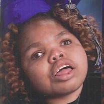 Miss Breyonna  Samone Dixon