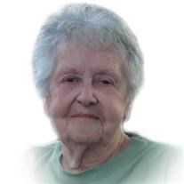 Judith Mae Johnson