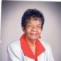Florine Hilda Carter