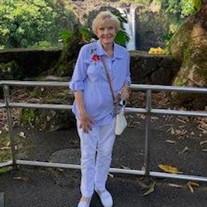 Patricia Mae Cawthorne