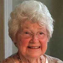 Mrs. Mary White Loflin