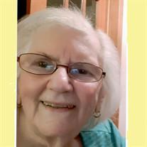 Mrs. Vivian Clarice Hughes (nee Marlow)