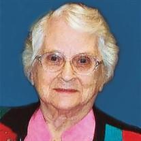 Vera E. Wilson