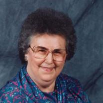 Virginia Elizabeth Hensley Tweedy Gay
