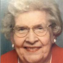 Mrs. Margaret Elizabeth  Wagner