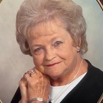 """Mrs.  Jacqueline """"Jackie"""" Rowland"""