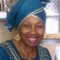 Evangelist Shirley Ann Sutton