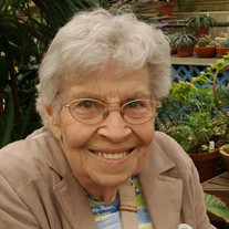 Bertha Jane Shafer