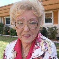 """Elizabeth """"Betty"""" Crane Eisenhauer"""