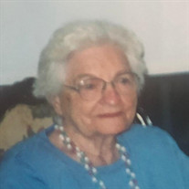 Mrs. Marie Thelma Naecker