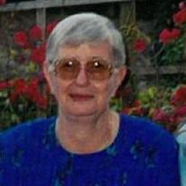 Martha Nell Crowe of Bethel Springs, TN