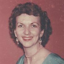 Minnie E. Burden