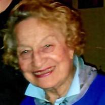 Margaret Ann Aldridge