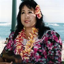 Bonnie Mae Kiwa'a Kakalia Tucker