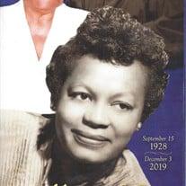 Mrs. Maxine Celeste Howard