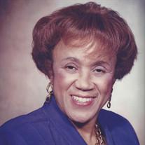 Dorothy V Robinson