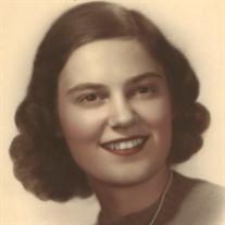 Betty Ann Gowan