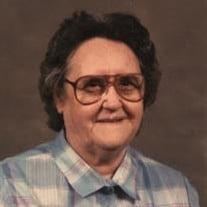 Doris Mitchell Houston