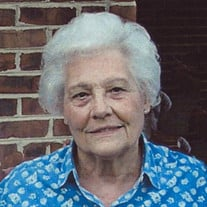 Earlene Mae Boring Schwartz