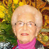 Genevieve Marie Reagan